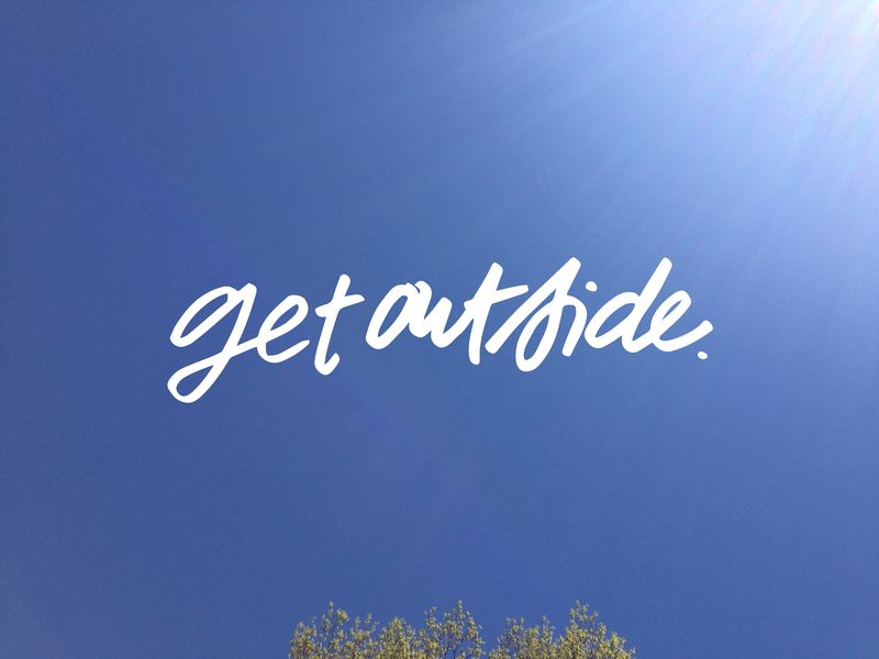 01 get outside