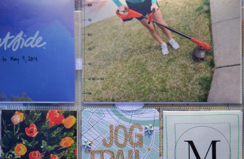 Life Album |weeks 18&19| 03 | Amanda Rose blog