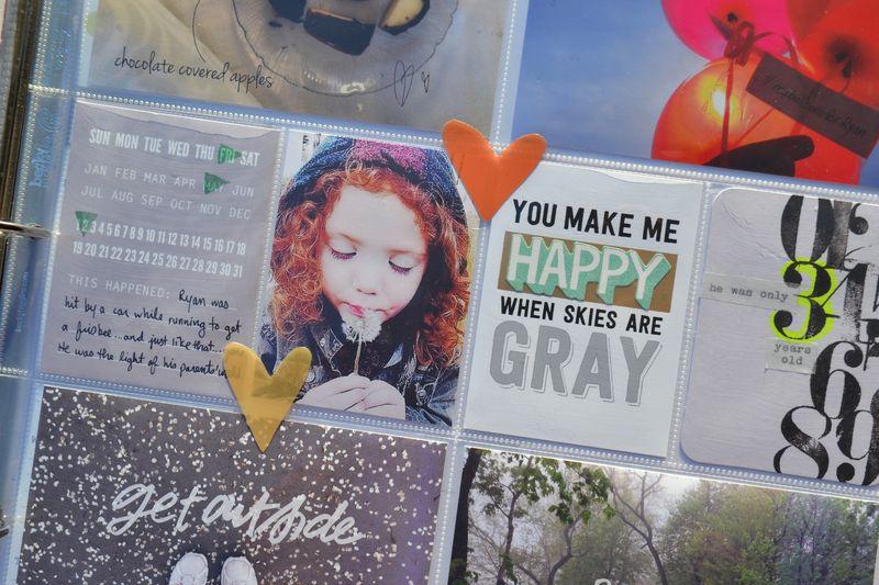 Life Album |weeks 18&19| 09 | Amanda Rose blog