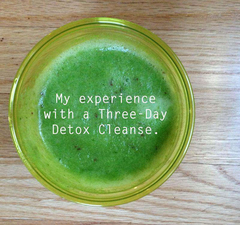 3DayDetoxCleanse 01 | Amanda Rose blog