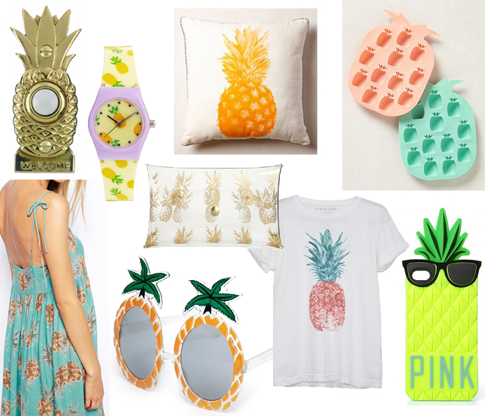 PINEAPPLES | Amanda Rose blog