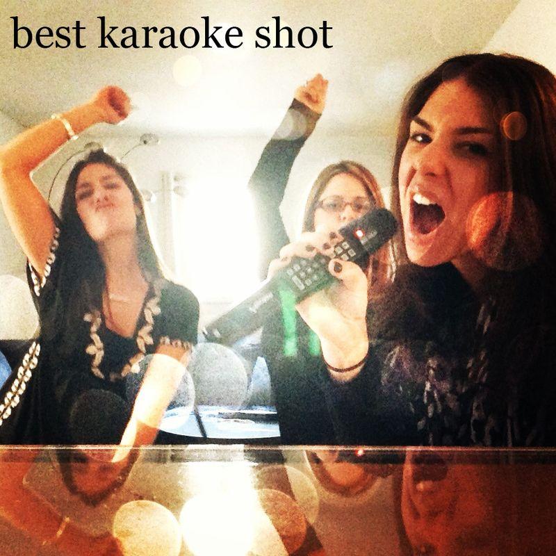 00 best karaoke shot