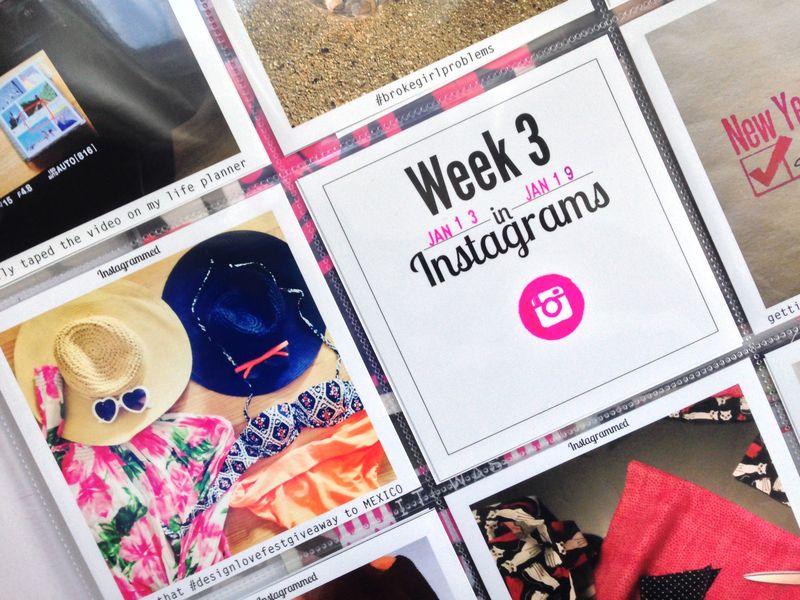PL 2014 | week 03 | 00 | Amanda Rose blog