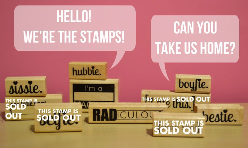 THESE STAMPS ARE SOLD OUT | Amanda Rose blog