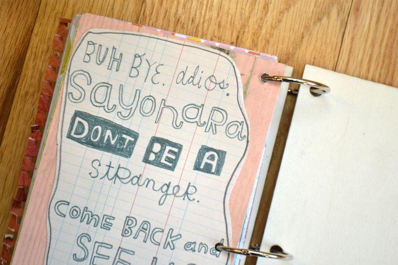 34_30 Lists Book 2014 | Amanda Rose blog