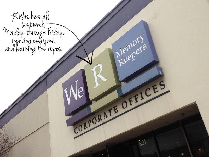 We R Mem corporate offices