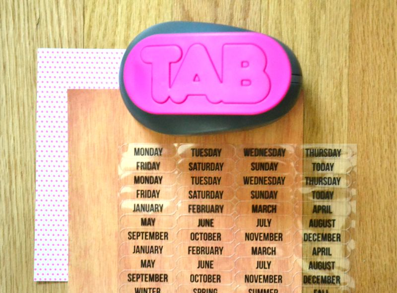 We R TAB punch 08