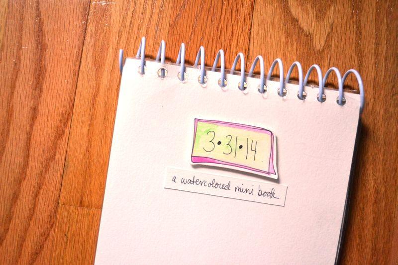 01 watercolored mini | Amanda Rose blog