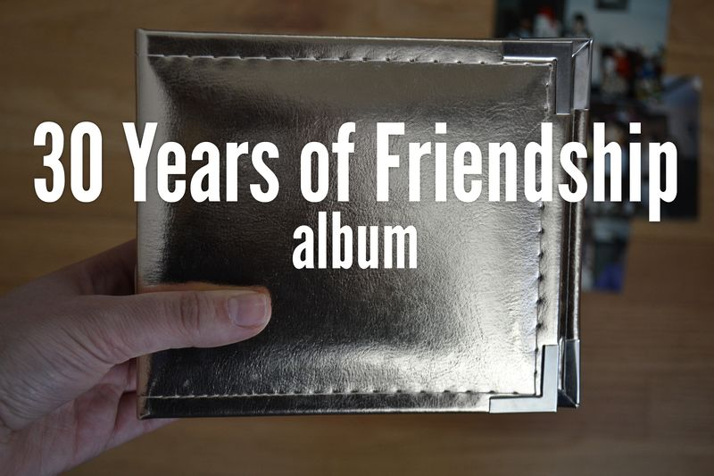 30 Years of Friendship 01 | Amanda Rose blog