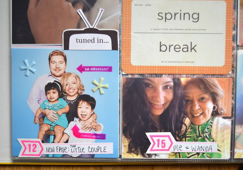 Life Album APRIL 12 | Amanda Rose blog