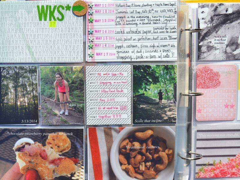 Life Album |weeks 20| 02 | Amanda Rose blog