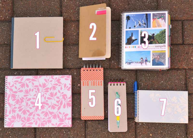 Number of notebooks_00 | Amanda Rose blog