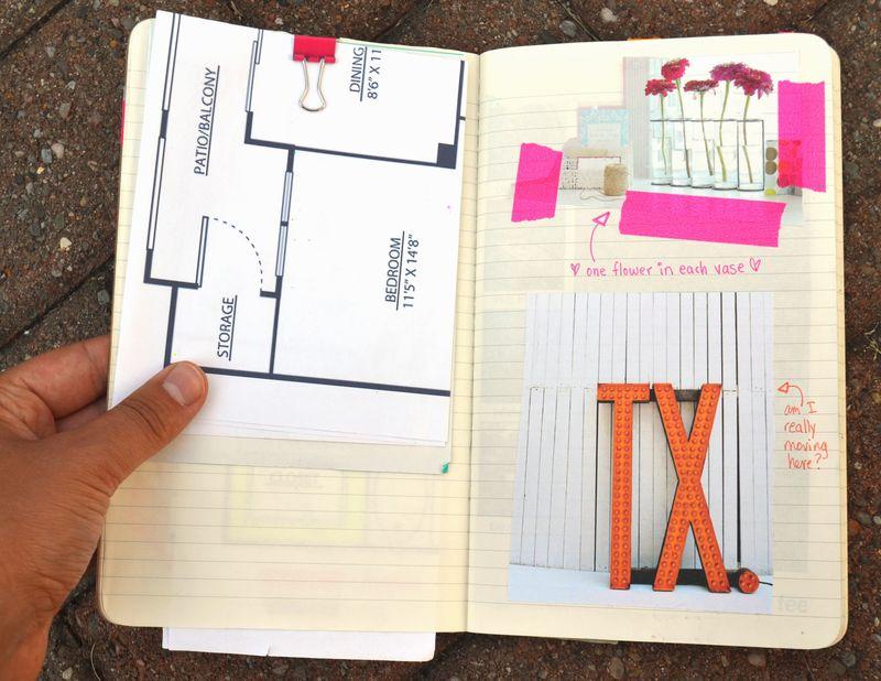 Number of notebooks_02 TX book | Amanda Rose blog