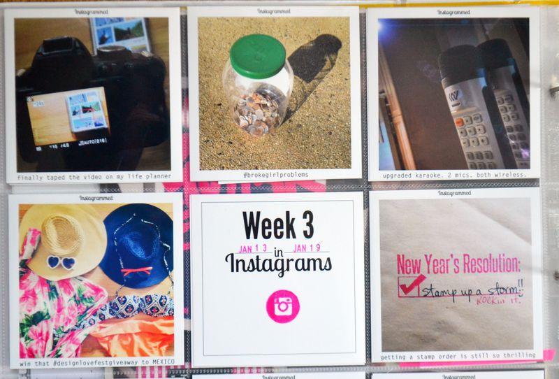 PL 2014 | week 03 | 02 | Amanda Rose blog