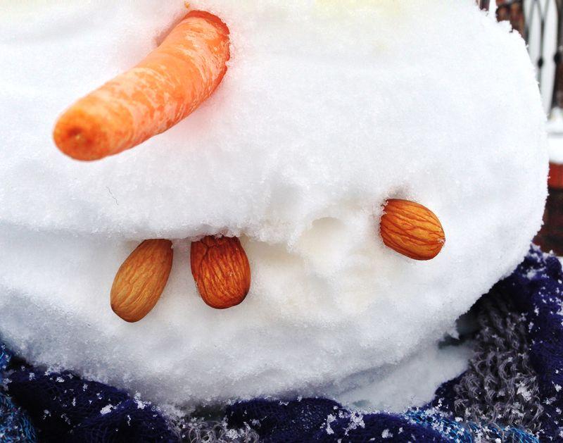 01 the snowman teeth | Amanda Rose blog