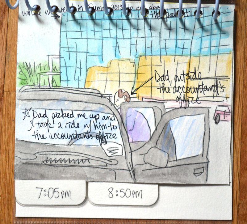 22 watercolored mini | Amanda Rose blog