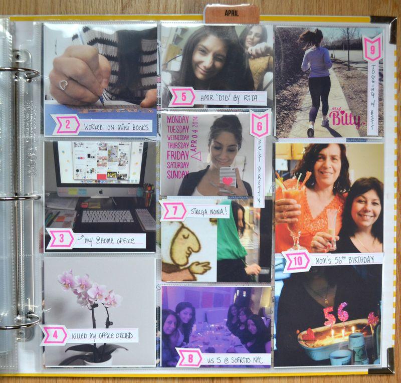 Life Album APRIL 05 | Amanda Rose blog