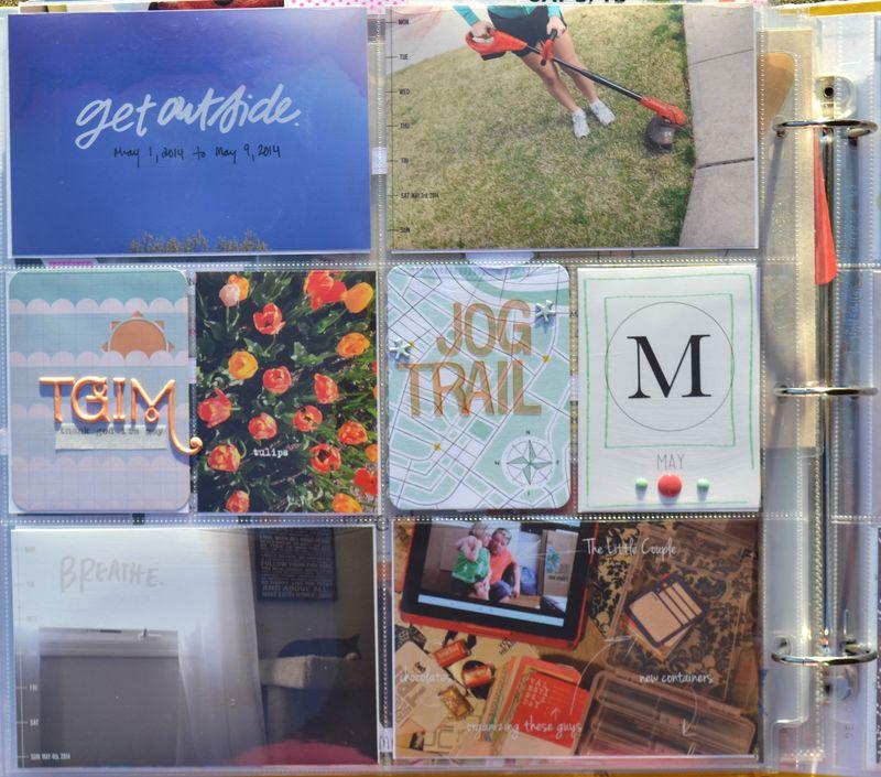 Life Album |weeks 18&19| 02 | Amanda Rose blog