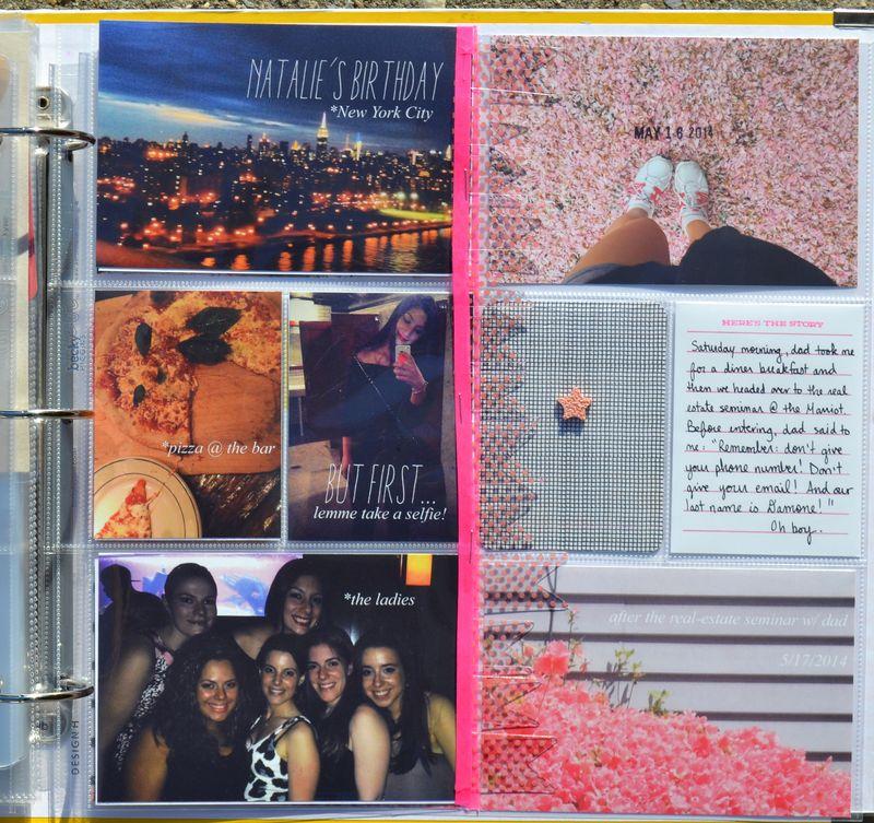 Life Album |weeks 20| 08 | Amanda Rose blog