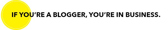 BLOGGER equals BUSINESS   Amanda Rose blog