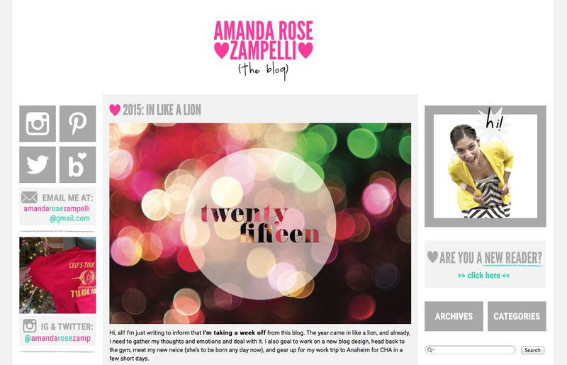 Jan 2015 blog revamp