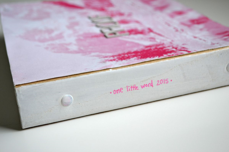 one little word 2015: PROOF | Amanda Rose Zampelli