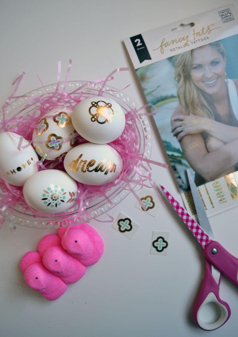 02 fancy tatt easter eggs