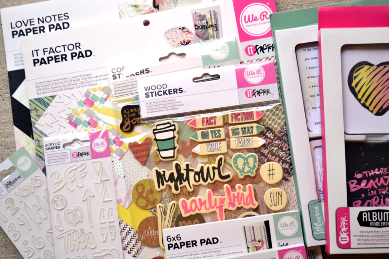 00 It Factor & Love Notes | Amanda Rose blog